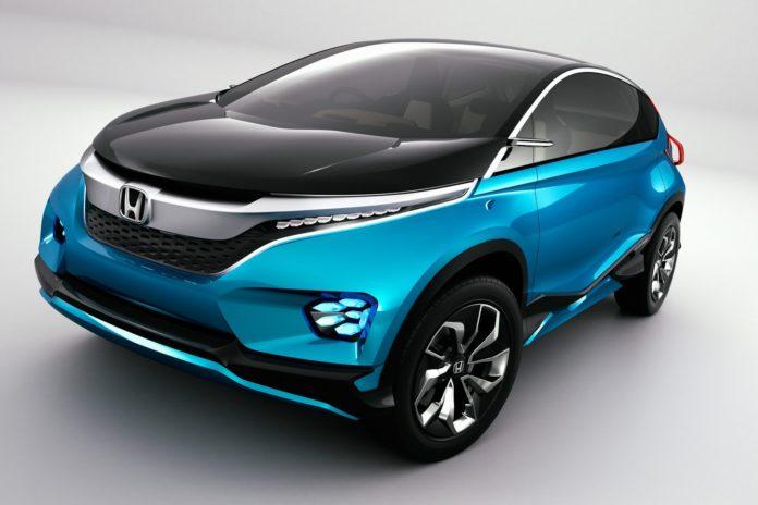 2014 Honda Vision XS1 Concept
