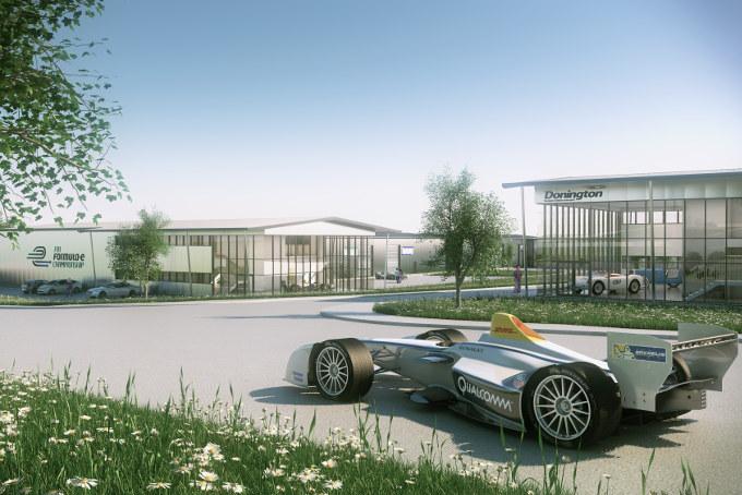 Donington Park Formula E