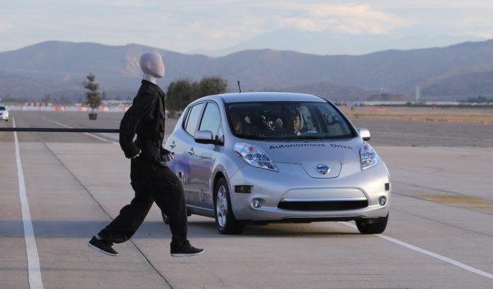 Nissan Announces Unprecedented Autonomous Drive Benchmarks