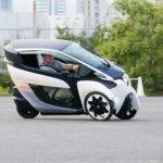 Toyota-i-Road-turning