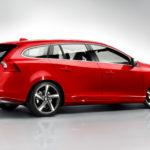 Volvo V60 side