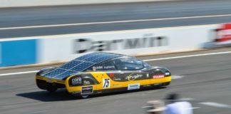 Sunswift Eve Solar Car