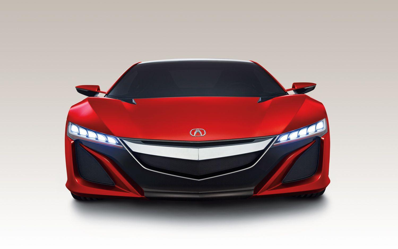 Acura-NSX-2015-compressor - The Auto Future