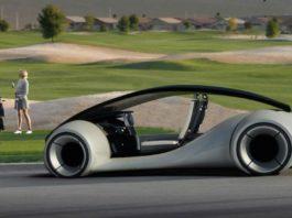 apple electric car concept