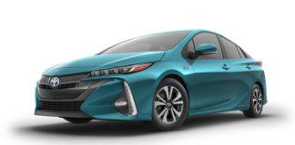 2017 Toyota Prius Plug-In
